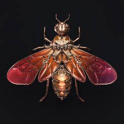 Juwel bug by Melaamory