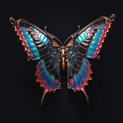 Juwel butterfly