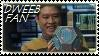 Stamp: Dweeb Fan by LizzyChrome