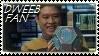 Stamp: Dweeb Fan by LizzyChrome