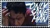Stamp: Only Sane Man by LizzyChrome