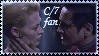 Stamp: C/7 Fan by LizzyChrome