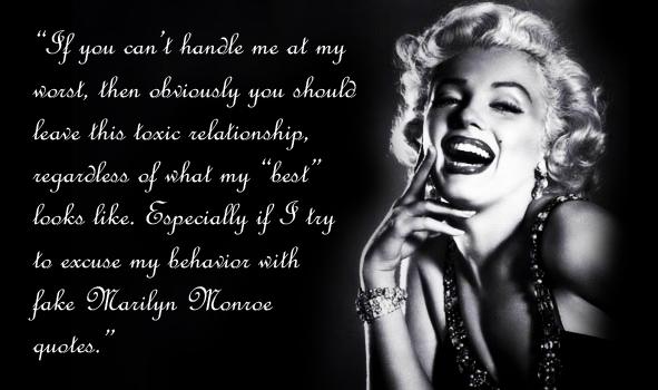 Monroe Meme by LizzyChrome