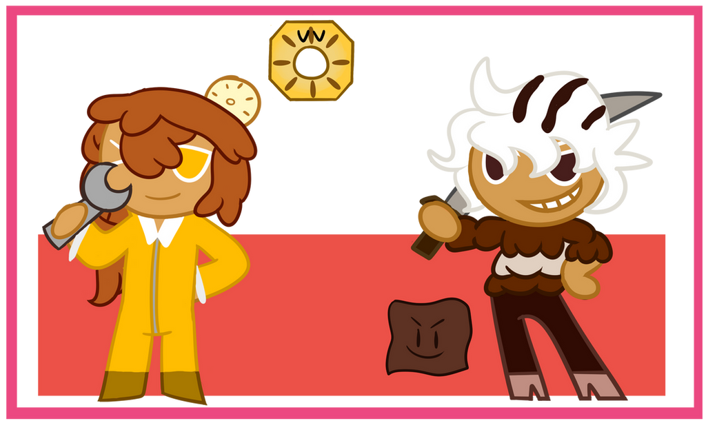 Cookie Run Adoptable Batch by AnimationZoom