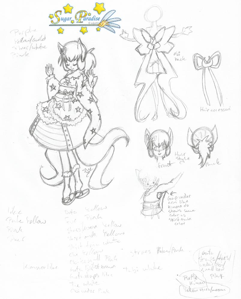 Contest: Ami .:Detail:. by SqueekyTheBalletRat