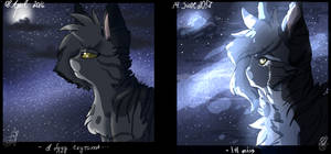Redrawing Lynx by VictoriaTory2020