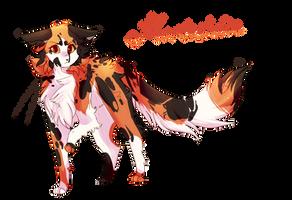 Mapleshade|Warrior Cat by VictoriaTory2020