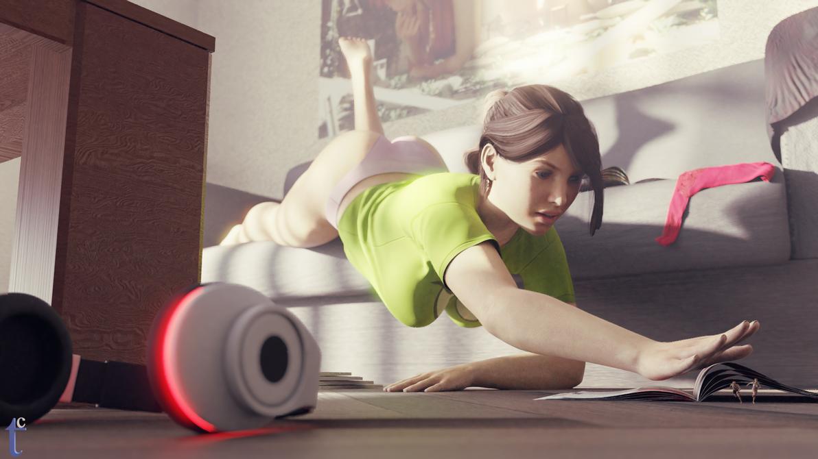 Lazy by Thomas-Crumb