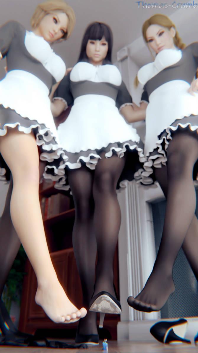 3 Maids