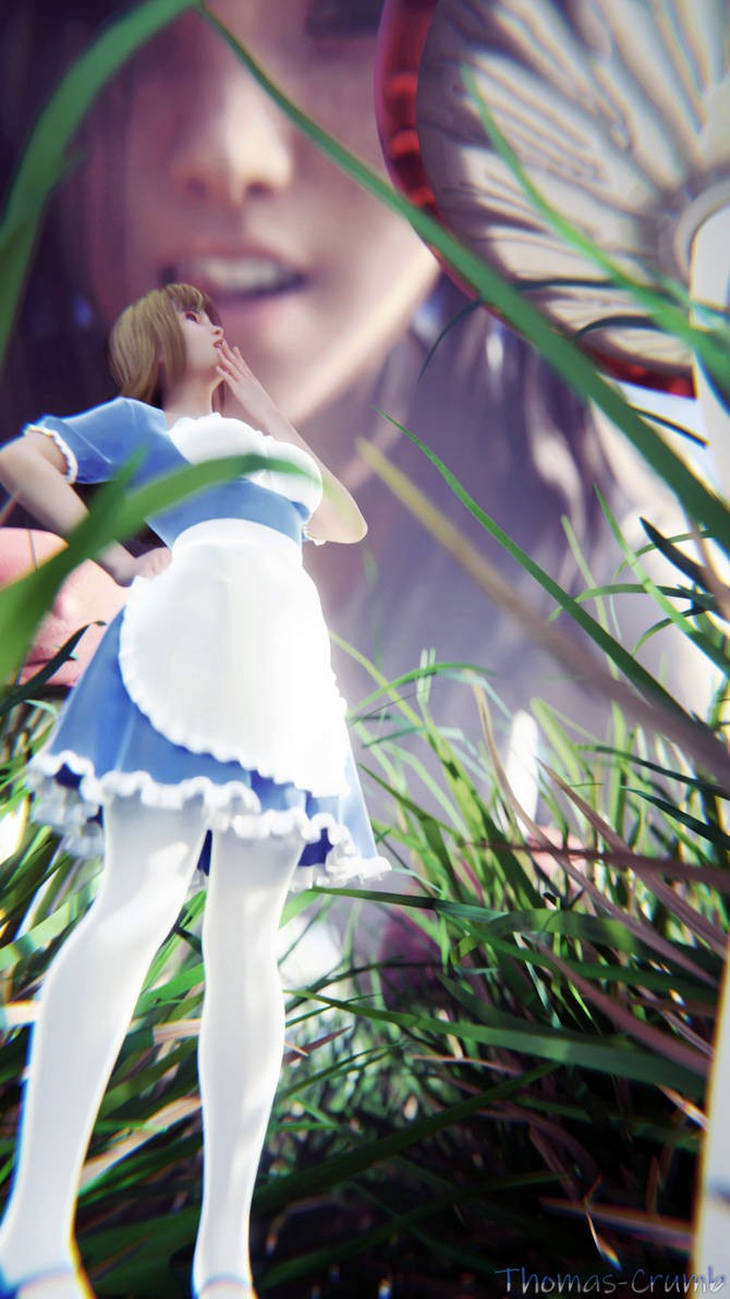 Alice in Giantessland