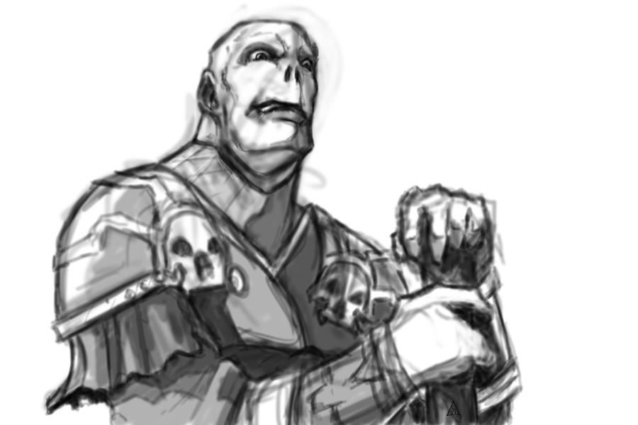 Speed Sketch 100814 by Mortainius88