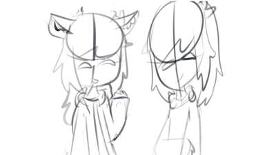 Just Some Sketch From My Ticking Meme By Pollydyne065 On Deviantart