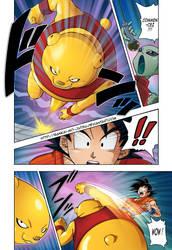 Dragon Ball Super Chap8-12 Botamo vs Goku