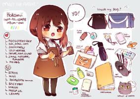 Meet the Artist ! by HaKamii