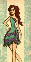 Ariel has flair by Vilva