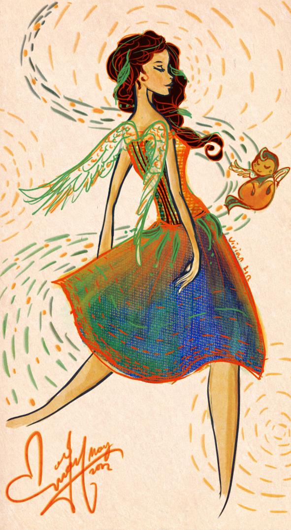 Starling by Vilva
