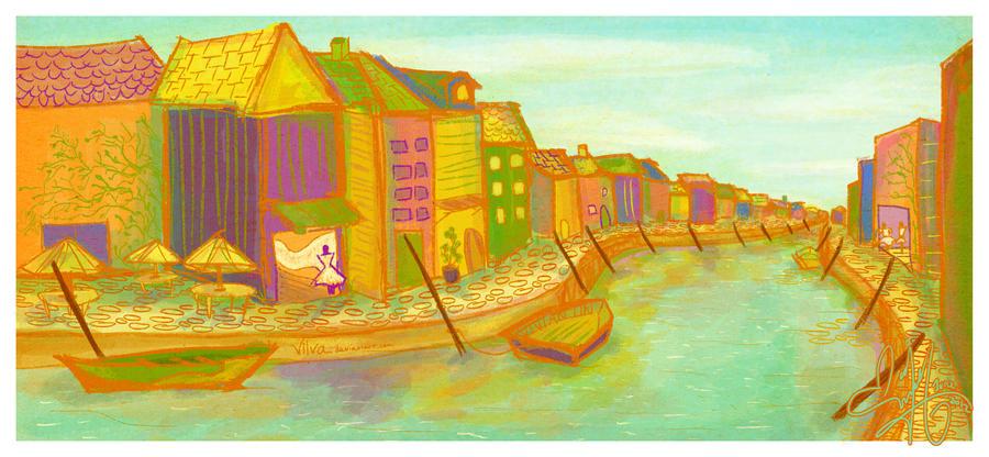 Venice by Vilva
