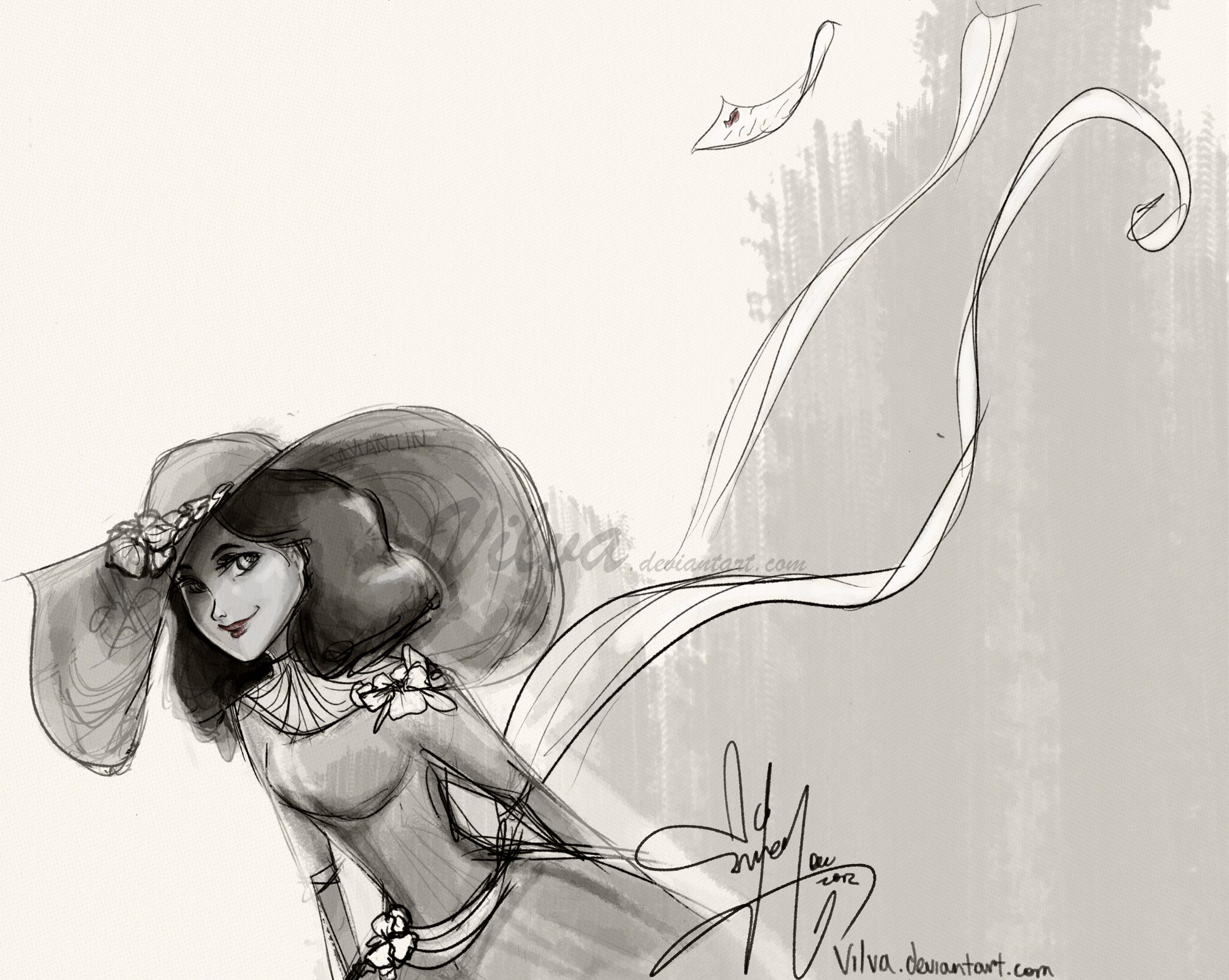 Papergirl by Vilva