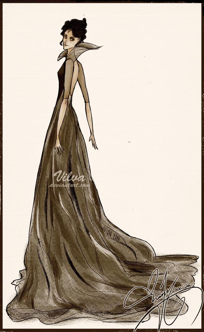 ROTG Fashion: Pitch by Vilva