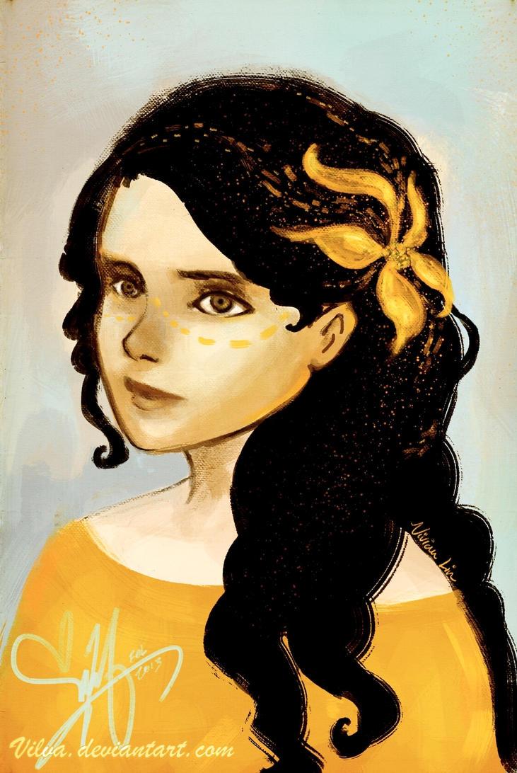 Golden Lies by Vilva