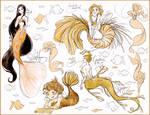 Mermaid concepts