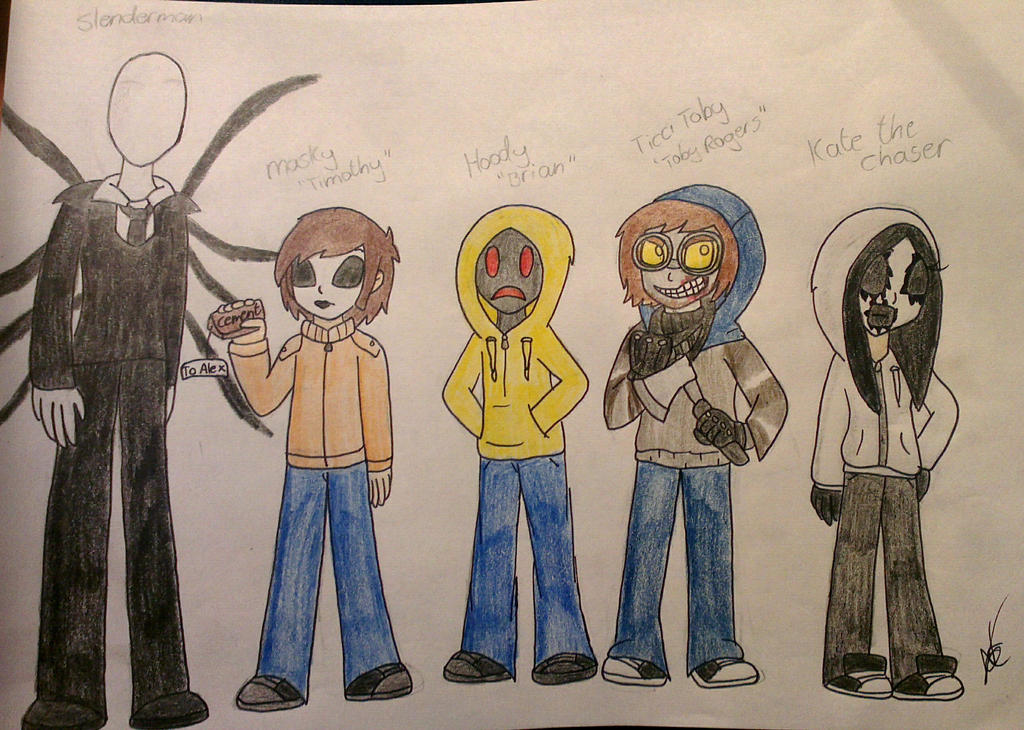 Pictures of Female Creepypasta Characters - #rock-cafe