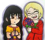 100 romantic challenge: Day 5 by NayaCat