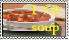 I love soup stamp by Sk8rchic2000