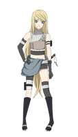 Miuu for Naruto OC Collab