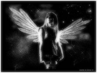 Angelic Rebel by EnchantedByDarkness