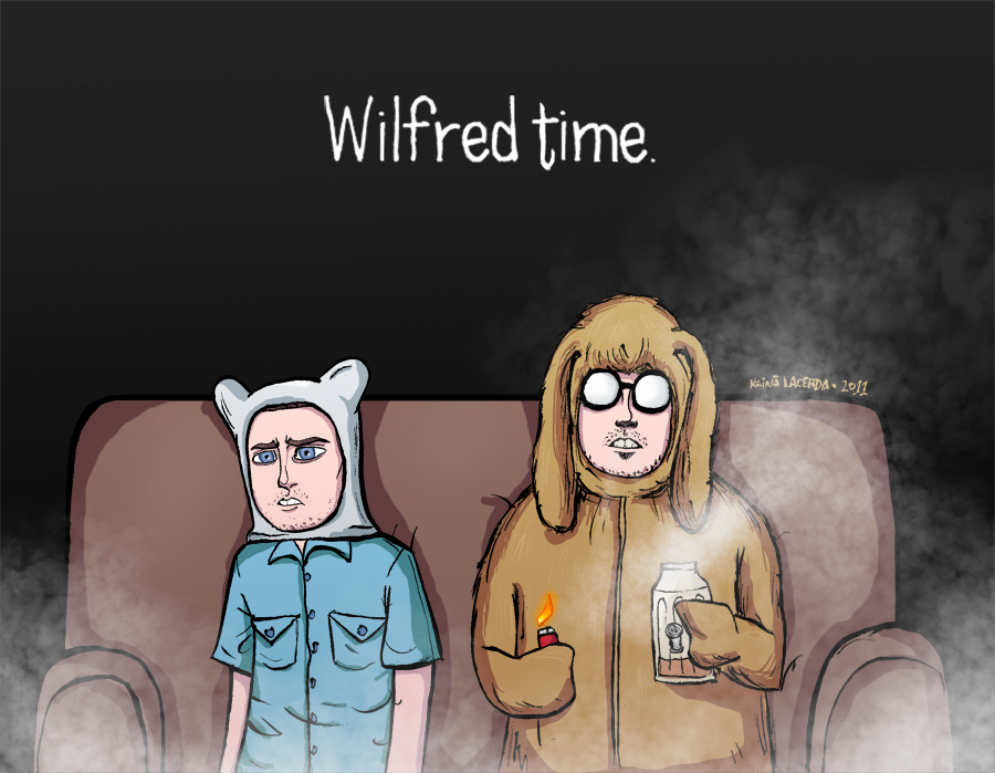 Wilfred Time by Kaineiribas