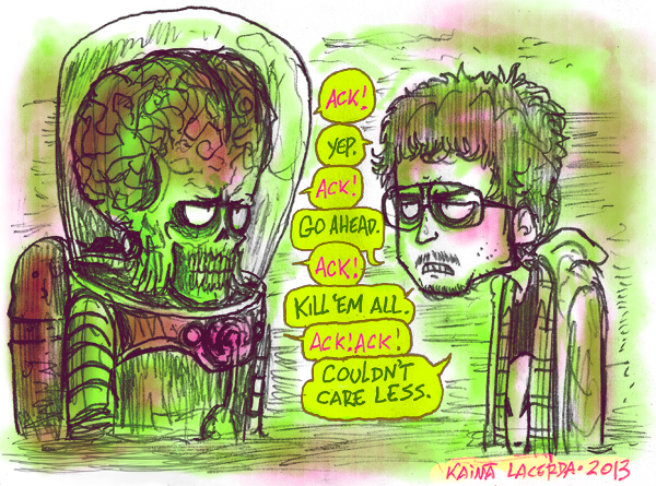 Ack Ack Ack! (@MartianOverlord) | Twitter