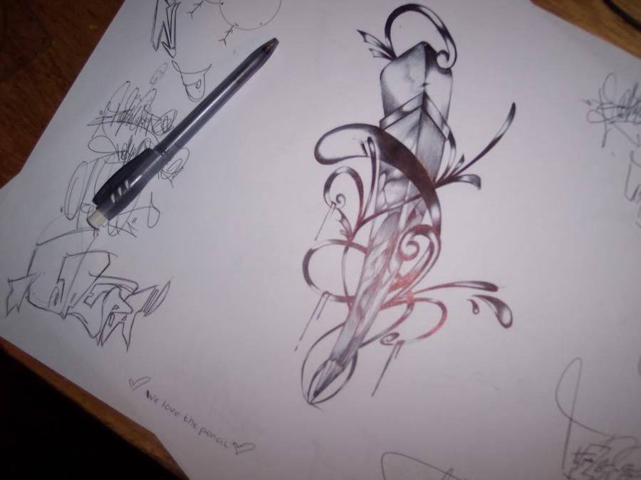Pencil Tattoo