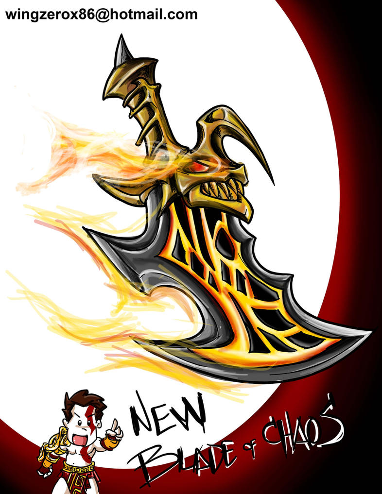 Blade of chaos by wingzerox86 on DeviantArt