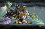 God of War Weapons final