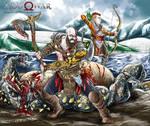 Kratos and Atreus 2018