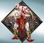 Kratos a levantarse y seguir