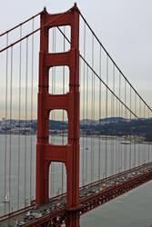 Golden Gate Bridge by unknownorl