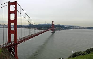Golden Gate Bridge 2 by unknownorl