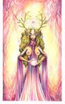 Dream Priest II by TrollGirl