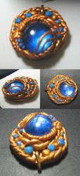 Royal Blue by TrollGirl