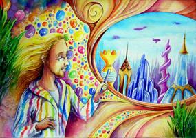 Dreamscape by TrollGirl