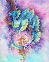 Drachenmagier's Songmagic by TrollGirl
