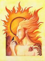 Holy Sun by TrollGirl