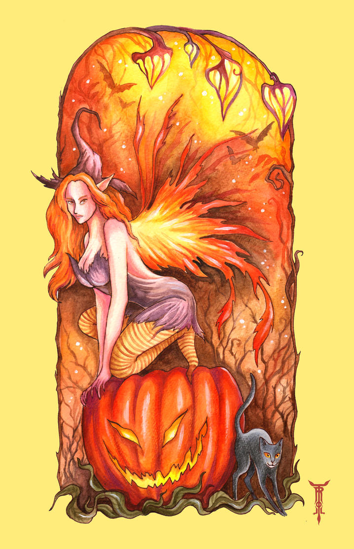 Halloween 2011 by TrollGirl