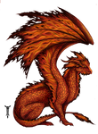 Redscale dragon II