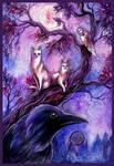 Purple Night by TrollGirl