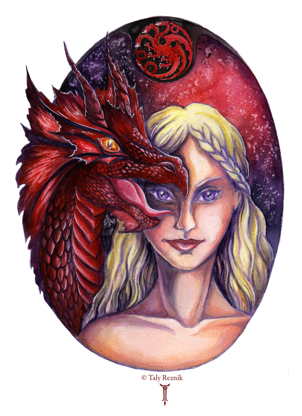 The Stormborn by TrollGirl
