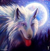 Starwolf by TrollGirl
