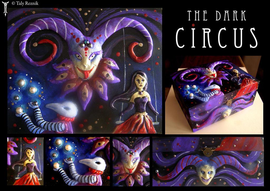 The Dark Circus by TrollGirl